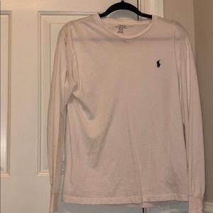 Polo men's long sleeve tshirt